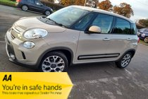 Fiat 500L MULTIJET TREKKING DUALOGIC - ONE OF THE CHEAPEST COMPACT MPV's YOU CAN BUY! ***SEMI-AUTOMATIC*** 70 MILES PER GALLON