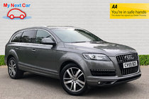 Audi Q7 TDI QUATTRO LED FACELIFT MODEL
