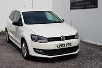 Volkswagen Polo 1.4 85 PS Match