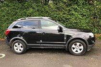 Vauxhall Antara EXCLUSIV 2.2CDTi 163PS FWD