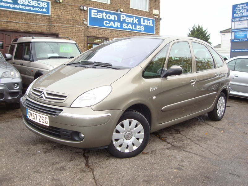 citroen xsara picasso 1 6 hdi vtx 92hp eaton park cars. Black Bedroom Furniture Sets. Home Design Ideas