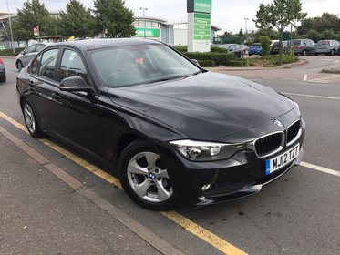 BMW 3 SERIES 2.0 320d EFFICIENTDYNAMICS