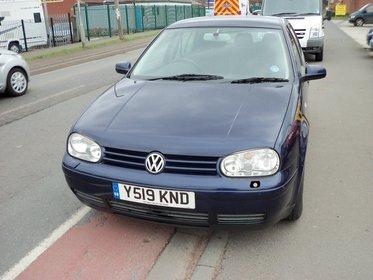 Volkswagen Golf TDi 1.9 GT TDI PD