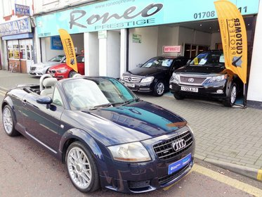Audi TT V6 QUATTRO CONVERTIBLE AUTO, EXCELLENT CONDITION