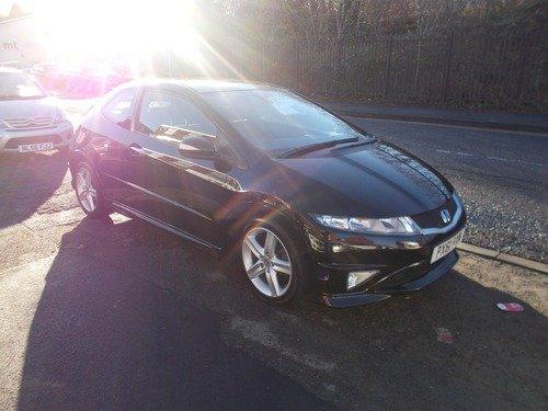 Honda Civic 1.8 I-VTEC TYPE S GT BUY NO DEP & £35 A WEEK