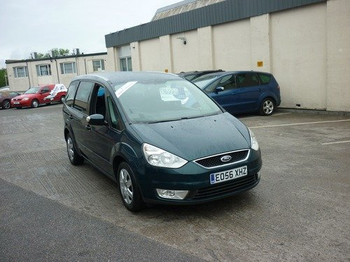 Ford Galaxy 1.8TDI LX 6 SPEED 7 Seater 125PS Finance Available
