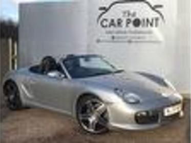 Porsche Boxster 2.7 SPORT EDITION