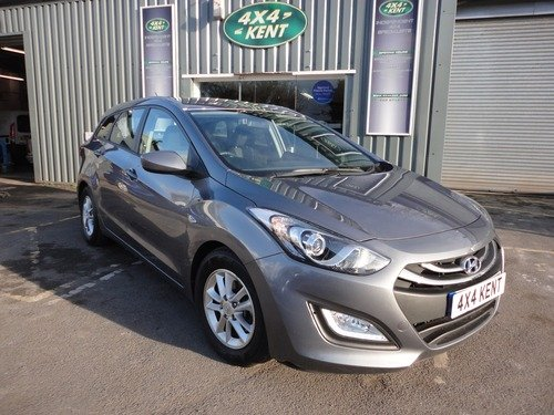 Hyundai I30 1.6 Active I30 TOURER BLUETOOTH & ECONOMICAL