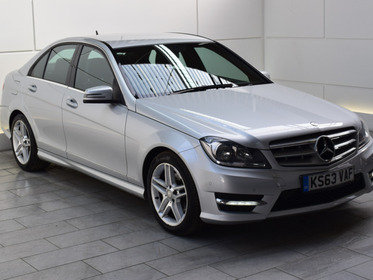 Mercedes C Class C220 CDI BLUEEFFICIENCY AMG Sport Auto [170]