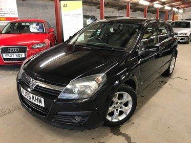 Vauxhall Astra 1.6I 16V SXI TWINPORT