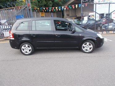 Vauxhall Zafira 1.9CDTI  EXCLUSIV DPF 120PS