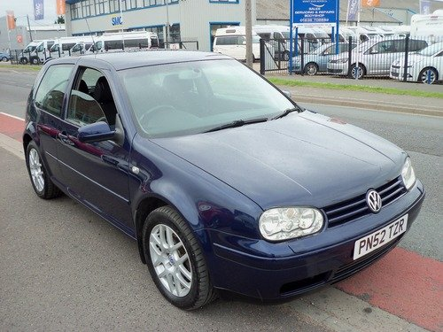 Volkswagen Golf TDi 1.9 TDI GT PD 6 SPEED 130BHP