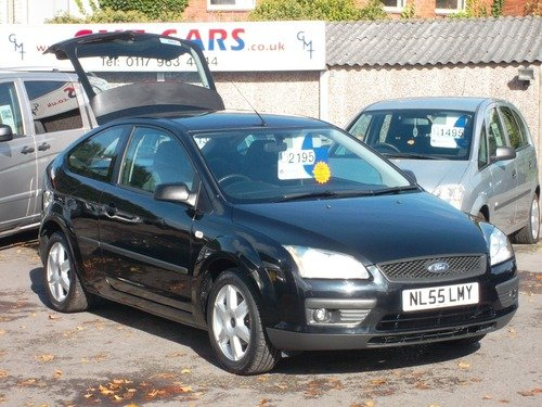 Ford Focus 1.6 SPORT LOW MILEAGE, SERVICE HISTORY