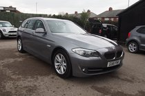 BMW 5 SERIES 520d SE Touring FULL SERVICE HISTORY ! 99% FINANCE APPROVAL !