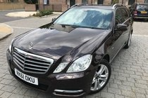 Mercedes E Class E250 CDI BLUEEFFICIENCY AVANTGARDE ED125