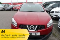 Nissan Qashqai VISIA - Offering all that you would want is this very stylish swish car!!
