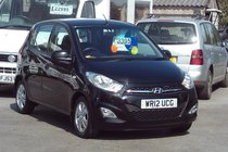 Hyundai I10 ACTIVE 1.2 5 DOOR 64,000 MILES SERVICE HISTORY £20 ROAD TAX LOW INSURANCE GROUP