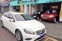 Mercedes A Class A200 CDI BLUEEFFICIENCY SPORT ONLY £30 PER YEAR ROAD TAX!