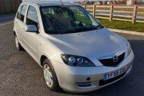 Mazda 2 D ANTARES - FULL MOT - DIESEL - 52,000 MILES