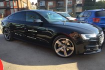 Audi A5 Black Ed Plus 3.0 TDI 245PS q S tronic