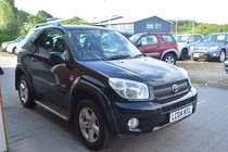 Toyota RAV4 VVT-I XT3 AUTOMATIC 3 DOOR 4X4 *LEATHER*