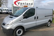 Vauxhall Vivaro 2900 CDTI P/V ECOFLEX