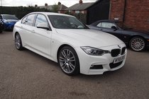 BMW 3 SERIES 320d BluePerformance M Sport £30 ROAD TAX ! BMW SERVICE HISTORY ! GREAT SPEC ! 99% FINANCE APPROVAL !