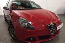 Alfa Romeo Giulietta 1.6 JTDM-2 COLLEZIONE SPECIAL ED 105BHP