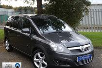 Vauxhall Zafira 1.8 SRI 7 SEATS
