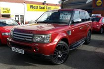 Land Rover Range Rover Sport 2.7 TDV6 HSE***HIGH SPEC- LOW MILES***