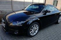 Audi TT TFSI SPORT TOMTOM SAT NAV
