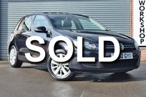 Volkswagen Golf MATCH 1.6 TDI **SOLD**