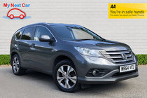 Honda CR-V I-DTEC SR GREAT SPEC!