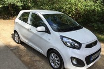 Kia Picanto VR7 FULL SERVICE HISTORY AIR CONDITIONING AND BLUETOOTH