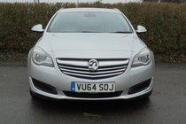 Vauxhall Insignia Tech Line 2.0CDTi (140PS) ecoFLEX S/S