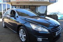 Peugeot 508 E-HDI SW ACTIVE