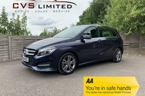 Mercedes B Class 1.6 B180 Exclusive Edition 7G-DCT (s/s) 5dr