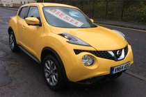 Nissan Juke TEKNA DCI BUY NO DEP & £48 A WEEK T&C APPLY