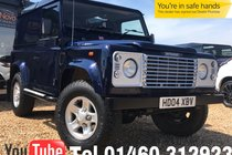 Land Rover Defender TD5 COUNTY HARD TOP