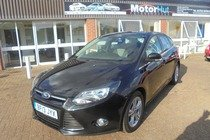 Ford Focus 1.6 TDCI ZETEC ECONETIC 105PS