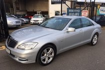 Mercedes S Class S350 CDI BLUEEFFICIENCY