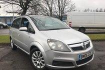 Vauxhall Zafira 1.8i-16v (140PS) Club