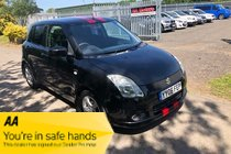 Suzuki Swift VVTS GLX