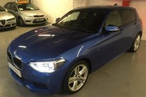 BMW 1 SERIES 120d xDrive M Sport