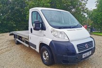 Fiat Ducato 35 LWB C/C MJ 120 #Recoverytruck