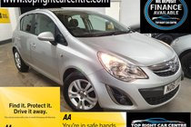 Vauxhall Corsa EXCLUSIV AC 1.3 CDTI ECOFLEX S/S 99BHP