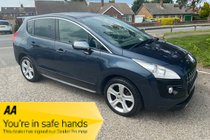 Peugeot 3008 HDI ALLURE - FULL MOT  - ANY PX WELCOME