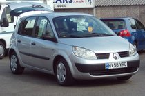 Renault Scenic AUTHENTIQUE DCI 86 SCENIC E4