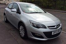 Vauxhall Astra EXCLUSIV 1.4i 16v VVT BUY NOB DEP & £31 A WEEK T&C