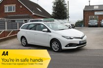Toyota Auris VVT-I ICON TECH TOURING SPORTS - CALLING ALL ECO FRIENDLY DRIVERS OR TAXI DRIVERS LOOKING FOR OPTIMUM EFFICIENCY!